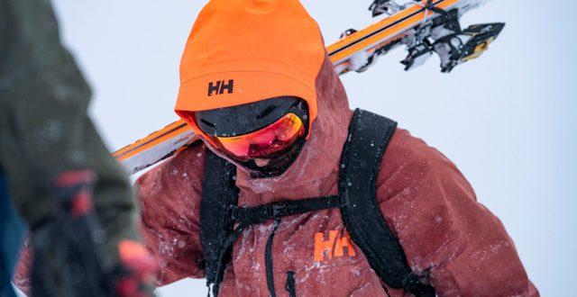 Niepowtarzalny design – nowa kolekcja odzieży narciarskiej  Helly Hansen