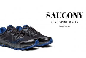 SAUCONY Buty trailowe PEREGRINE 8 GTX