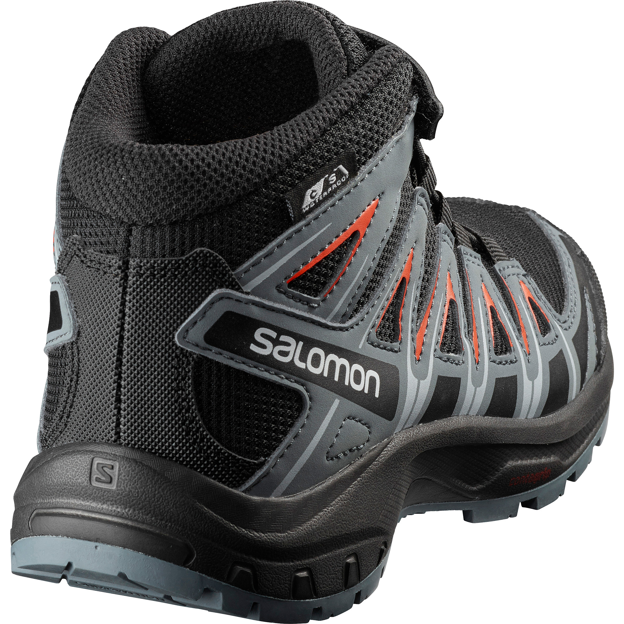 Buty zimowe Salomon XA PRO 3D MID CSWP J (406512)   Woliniusz.pl