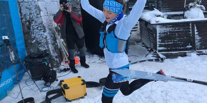 Natalia Tomasiak i Pavel Brydl zwycięzcami Zimowego Półmaratonu Gór Stołowych