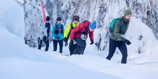 Zimowy Półmaraton Gór Stołowych juz po raz piąty!