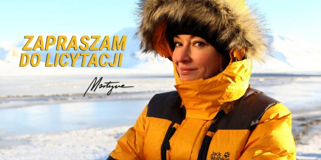 Jack Wolfskin wspiera WOŚP – Licytacja kurtki Kobiety Na Krańcu Świata!