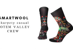 SMARTWOOL Skarpety TOTEM VALLEY CURATED CREW SOCKS