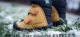 KAMIK Zimowe buty dziecięce PARKER 2