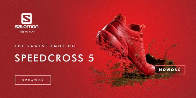 Salomon Speedcross 5 – nowa odsłona legendy
