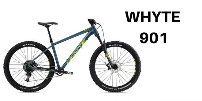 WHYTE 901 – test roweru