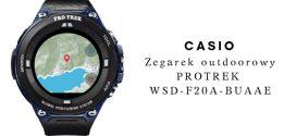 Casio Protrek – zegarek dla entuzjastów aktywności outdoorowej