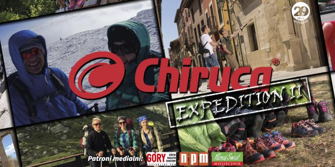 Ostatni miesiąc zgłoszeń do 2 edycji Chiruca EXPEDITION!