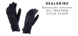 SEALSKINZ Rękawiczki rowerowe ALL WEATHER CYCLE GLOVE