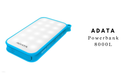 ADATA Powerbank D8000L