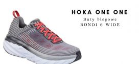 HOKA ONE ONE Buty biegowe BONDI 6