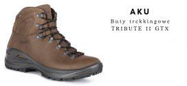 AKU Buty trekkingowe TRIBUTE II GTX