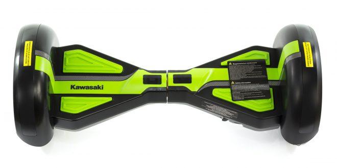 Premiera hoverboardów Kawasaki na sezon 2019 – KX-¬PRO6.5D i  KX-PRO10.0D