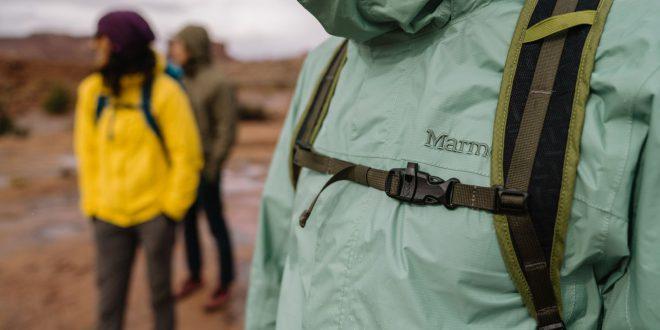 Zupełnie nowy Precip® ECO – innowacyjna odsłona legendarnej kurtki Marmota już w sklepach.