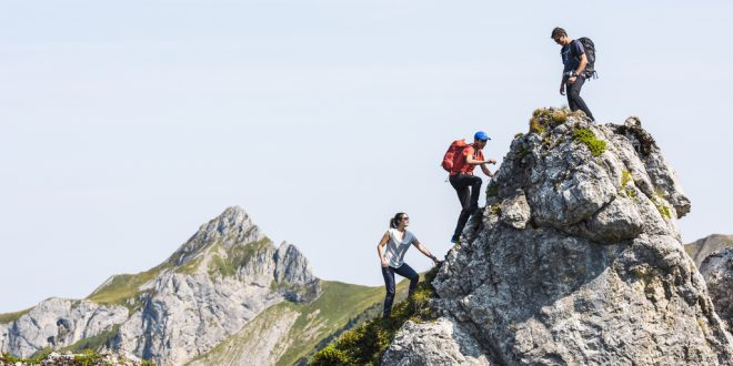 Wiosna w górach – jak się ubrać?