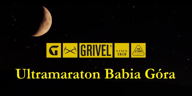 Grivel sponsorem tytularnym VI edycji  Ultramaratonu Babia Góra