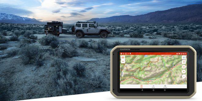Odkryj nieznane z Garmin Overlander, nową nawigacją samochodową dla poszukiwaczy przygód