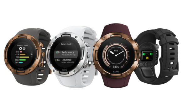 Nowy kompaktowy zegarek multisportowy Suunto 5 z GPS – gotowy na wyzwania