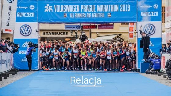 25. Volkswagen Prague Marathon – relacja