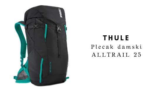 THULE Plecak damski ALLTRAIL 25