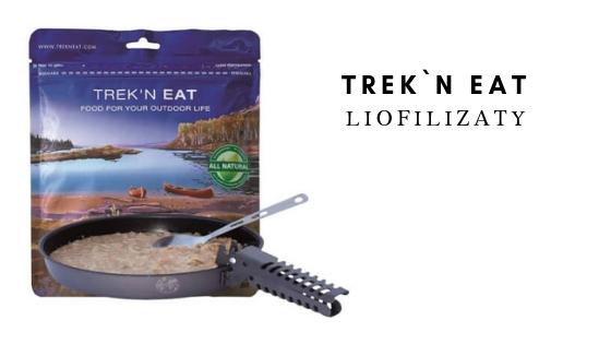 TREK`N EAT – Liofilizaty