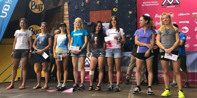 Natalia Tomasiak i Katarzyna Solińska zwyciężają w Monte Rosa Skymarathon, najwyżej rozgrywanych zawodach biegowych w Europie