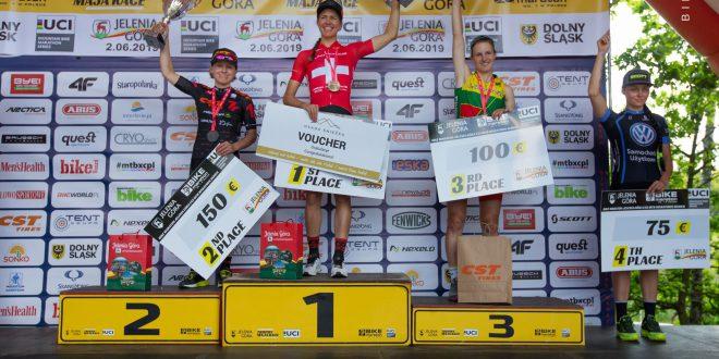 Podwójne zwycięstwo Kross Racing Team w Jeleniej Górze