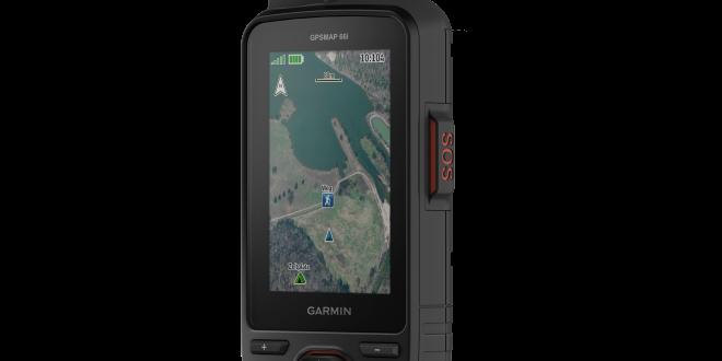 Poznaj nowy GPSMAP® 66i – połączenie topowego modelu nawigacji Garmin i komunikatora satelitarnego inReach