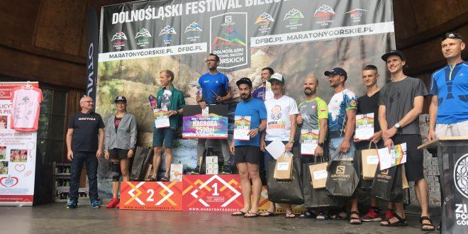 Za nami VII Dolnośląski Festiwal Biegów Górskich. 7 rekordów tras!