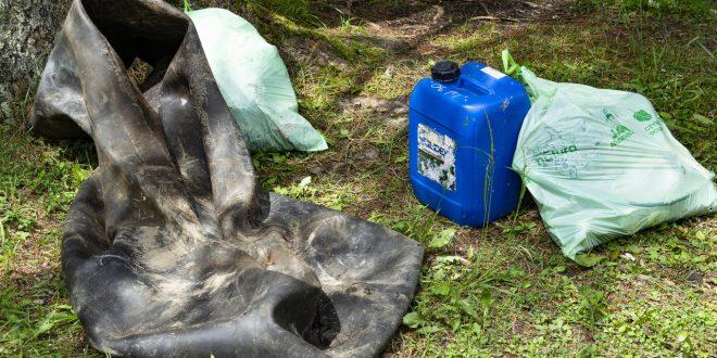 Ochronić przyrodę przed śmieciami. Czyste Tatry ekoMałopolska 2019