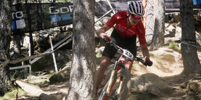 Puchar Świata w MTB: Ondrej Cink z Kross Racing Team na 10. miejscu
