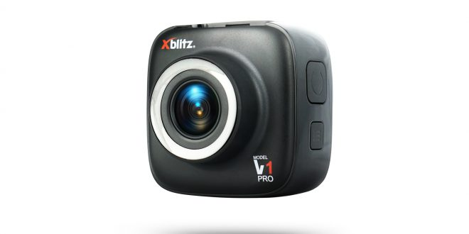 XBLITZ V1 PROFESSIONAL – nowa kamera samochodowa