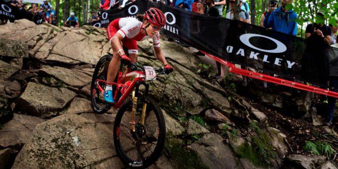 Maja Włoszczowska na 17. miejscu. Ferrand-Prevot mistrzynią świata