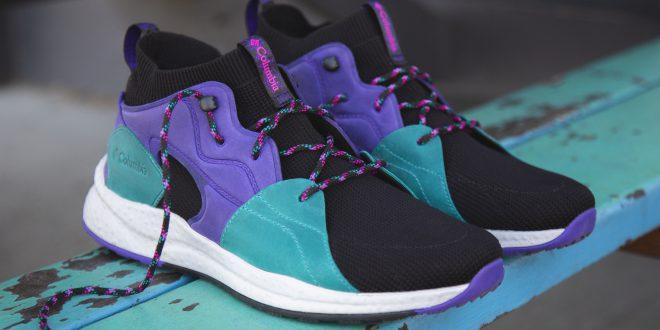 Columbia Sportswear prezentuje kolekcję obuwia miejskiego SH/FT zaprojektowanego z myślą o pieszych wędrówkach