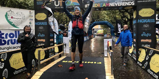 Natalia Tomasiak wygrywa swoją pierwszą setkę. Udany debiut i zwycięstwo w Ultra Trail Lake Orta!