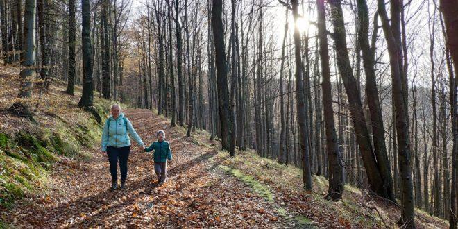 Rodzinnie w góry – na Ostrý [Beskid Morawsko-Śląski]
