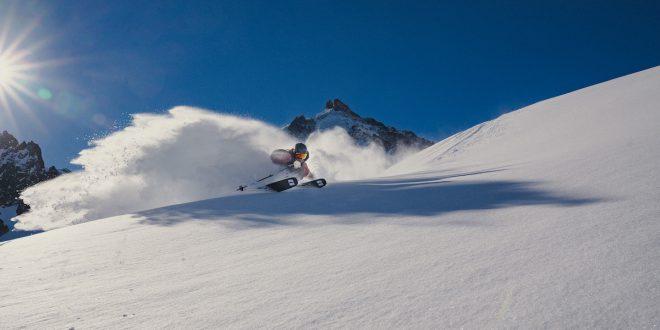 Tof Henry. Na czym jeździ najszybszy narciarz w Chamonix?