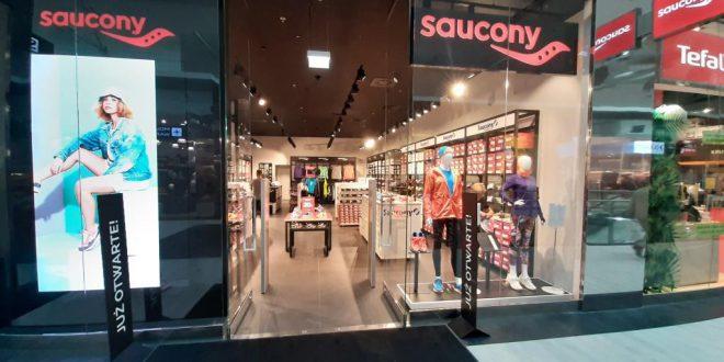 Saucony w Factory Outlet. Pierwszy monobrandowy sklep marki w Polsce