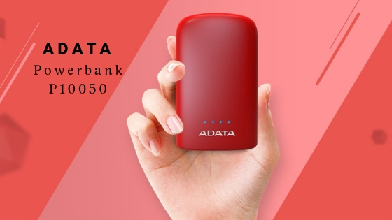 ADATA Powerbank P10050