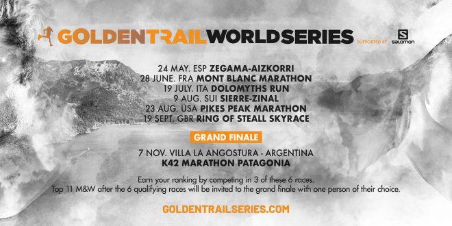 GOLDEN TRAIL WORLD SERIES – zapowiedź edycji 2020. Finał w Argentynie!
