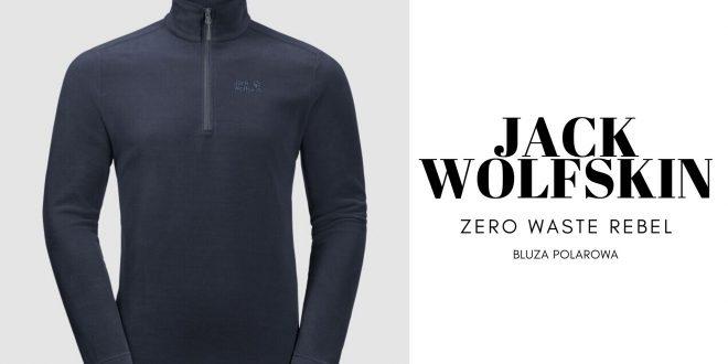 JACK WOLFSKIN Bluza polarowa ZERO WASTE REBEL