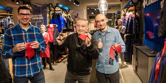 Columbia otwiera pierwszy monobrandowy sklep w Polsce
