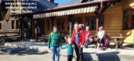 Rodzinnie w góry – Kozia Górka (683 m n.p.m.), ulubiona góra dzieci! [Beskid Śląski]