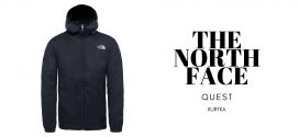 THE NORTH FACE Kurtka QUEST