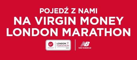 Wyjątkowa okazja na start w London Marathon 2020