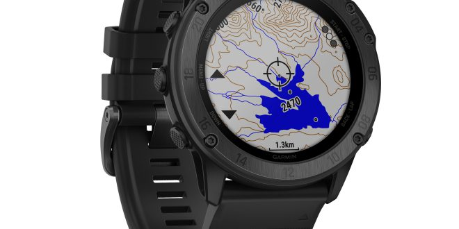 Garmin® przedstawia tactix® Delta – najnowszy smartwatch do zadań specjalnych