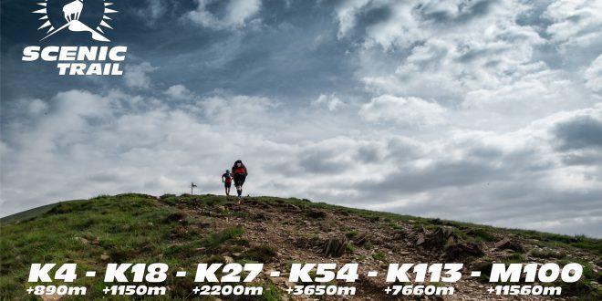 10 powodów dla których warto wziąć udział w Scenic Trail (Szwajcaria)!