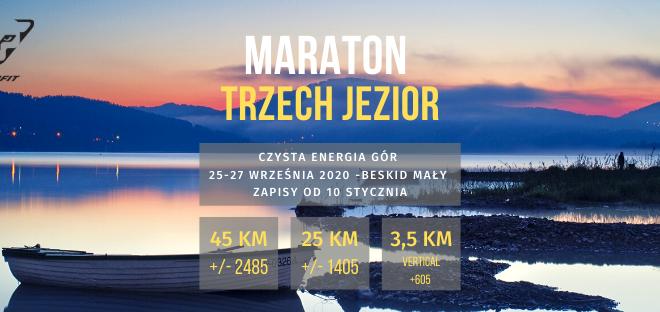 Maraton Trzech Jezior