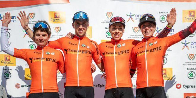 Kross Racing Team na prowadzeniu w Cyprus Sunshine Epic! Cink i Wawak najlepsi na drugim etapie