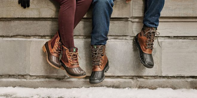 Modnie, proekologicznie, dla całej rodziny.  Kamik prezentuje obuwie na mrozy.